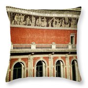 Thine O Lord Throw Pillow