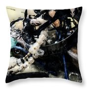Things Forgotten Throw Pillow