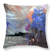Things  Of The World 1 Corinthians 1-27 Throw Pillow