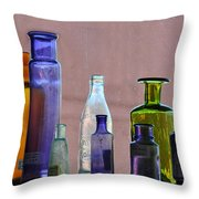 Things That Make Me Pause Throw Pillow