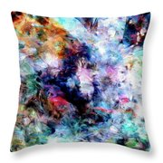 Third Bardo Throw Pillow