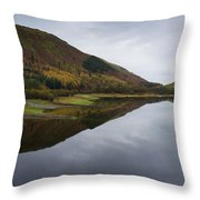 Thirlmere From A Low Altitude Throw Pillow