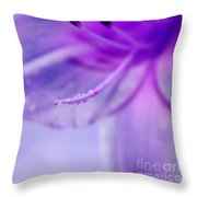 Thirsty For Life Throw Pillow