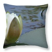 This Buds For You Throw Pillow