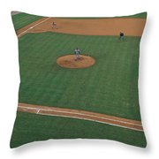 This Is Bill Meyer Stadium. There Throw Pillow