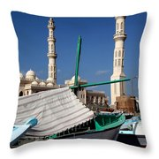 This Is Here Throw Pillow