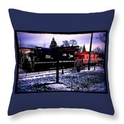 This Is Homewood Throw Pillow