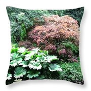 This Is Not The Jungle Throw Pillow
