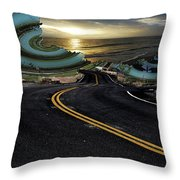 This Is Only The Beginning Throw Pillow