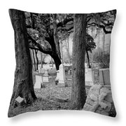 This Is Where Forever Lives Throw Pillow