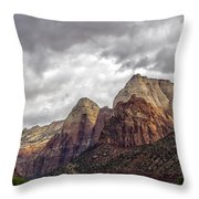 Zion Throw Pillow