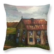 This Land Is My Land Throw Pillow