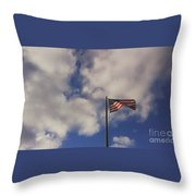 This Land Was Made For You And Me Throw Pillow