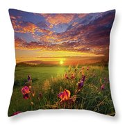 This Life Is A Gift For Everyone Throw Pillow