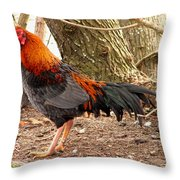 This One's Not For Dinner Throw Pillow