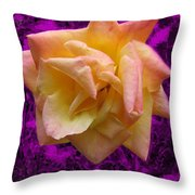 This Rose For You Throw Pillow