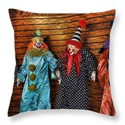 This Way Or That Throw Pillow