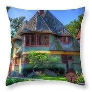 Thomas G. Hale House Throw Pillow