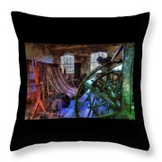 Lost Forever Throw Pillow