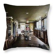 Thomas Kitchen In Artistic Version Throw Pillow