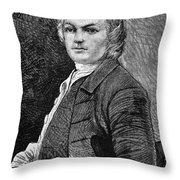 Thomas Nelson, Jr Throw Pillow