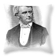 Thomas Scott (1823-1881) Throw Pillow