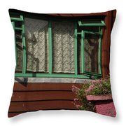 Thomastown Throw Pillow
