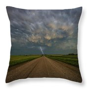 Thor's Chariot  Throw Pillow