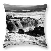 Thors Well Truly A Place Of Magic 7 Throw Pillow