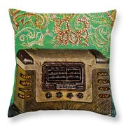 Those Old Tunes- II Throw Pillow