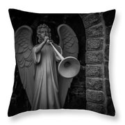 Those Who Have Ears To Hear  Throw Pillow
