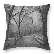 Though It Was So Long Ago Throw Pillow