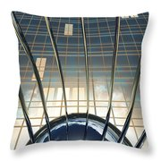 Thought Control Throw Pillow