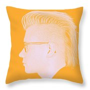 Thoughtful Youth Series 26 Throw Pillow