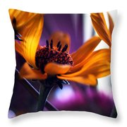 Thoughts Are Things... Throw Pillow