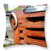Roadside Envy Throw Pillow