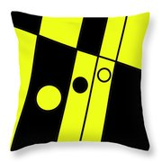 Three Cord Song Throw Pillow