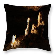 Three Kings - Cave 7 Throw Pillow