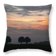 Three Trees Bavaria Throw Pillow
