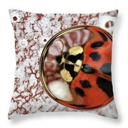 Through The Looking Glass #3 Throw Pillow