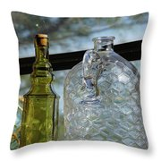 Thru The Looking Glass 2 Throw Pillow
