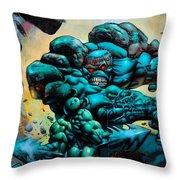 Thump'n Guts Throw Pillow
