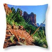 Thunder Mountain 07-006 Throw Pillow