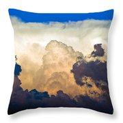 Thunderhead Cloud Throw Pillow