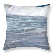 Thundering Roar Throw Pillow