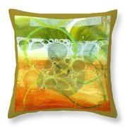 Tidal 13 Throw Pillow