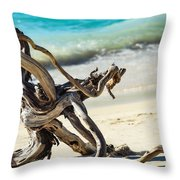 Tied In Knots Throw Pillow