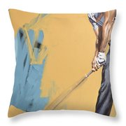 Tiger Ddc2014 Throw Pillow