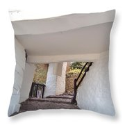 Tight Squeeze Throw Pillow