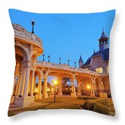 Tigre, Argentina Throw Pillow